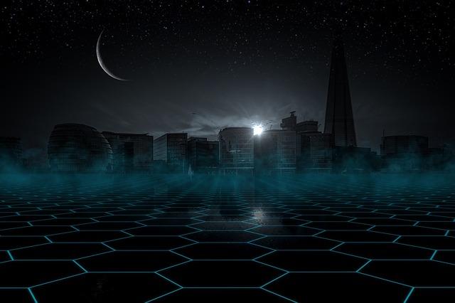 elektronická noc